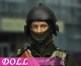 DL4563 1/6 FSB - 莫斯科人質事件 (人偶)