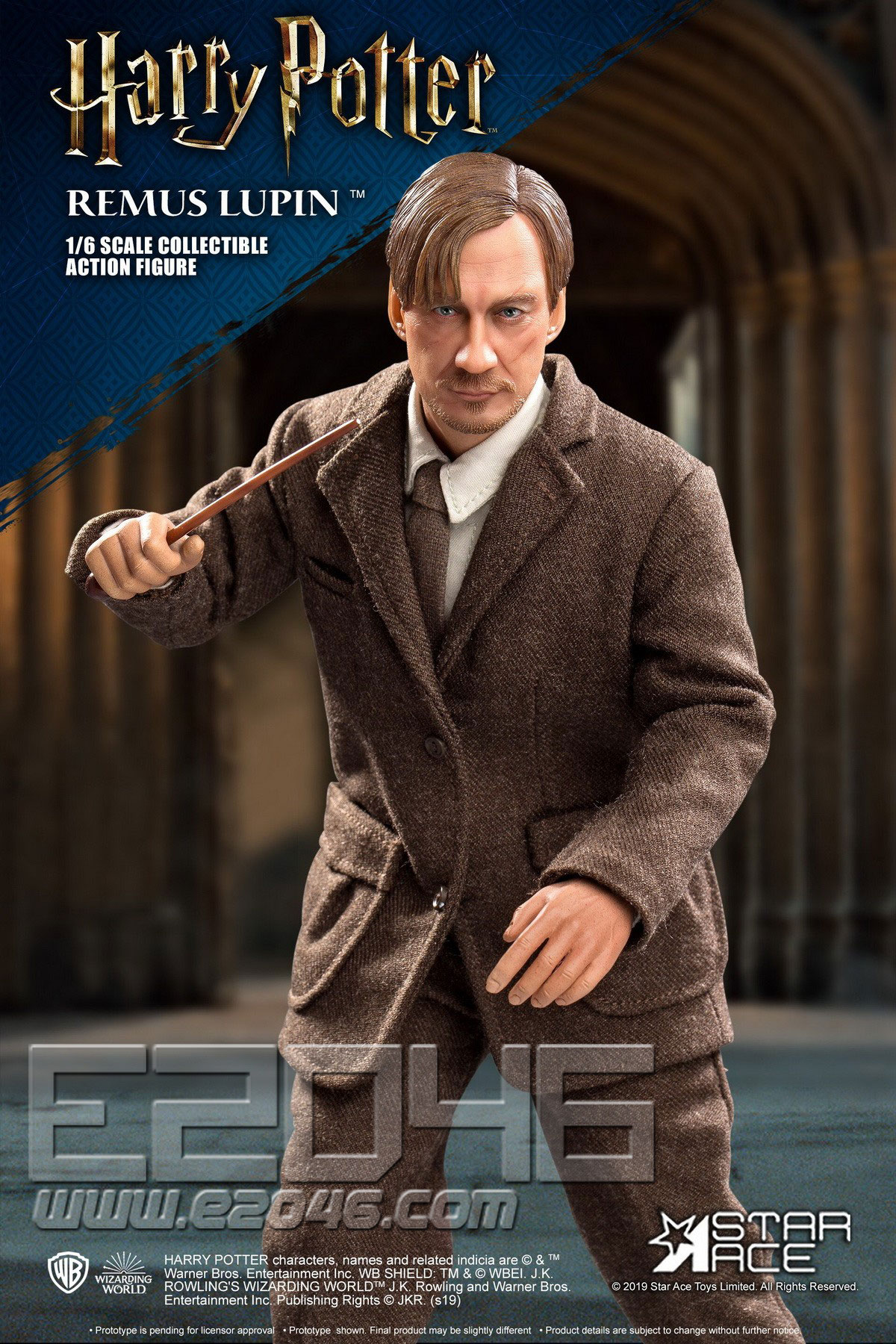 Prof. Remus Lupin Normal Version (DOLL)