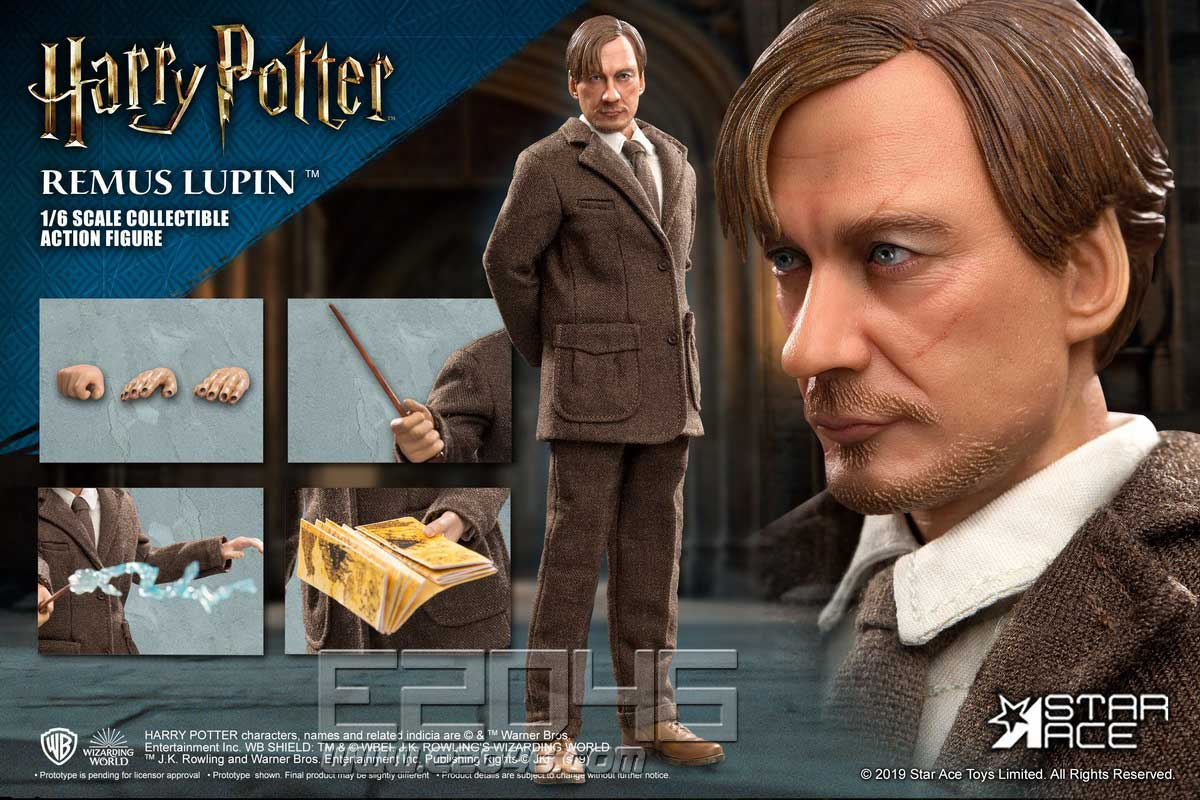 Prof. Remus Lupin Deluxe Version (DOLL)