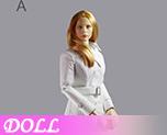 DL0838 1/6 Ladies leather suit A (Doll)