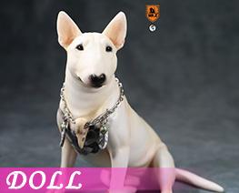 DL3910 1/6 Tattoo Bull Terrier C (DOLL)
