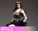 DL1223 1/6 女性蒸汽朋克服飾套裝 B (人偶)