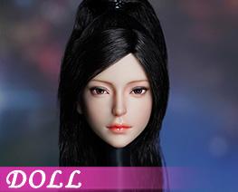 DL4964 1/6 Female Head Sculpture B (DOLL)