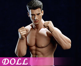 DL1996 1/12 Super Flexible Male Seamless Body (DOLL)