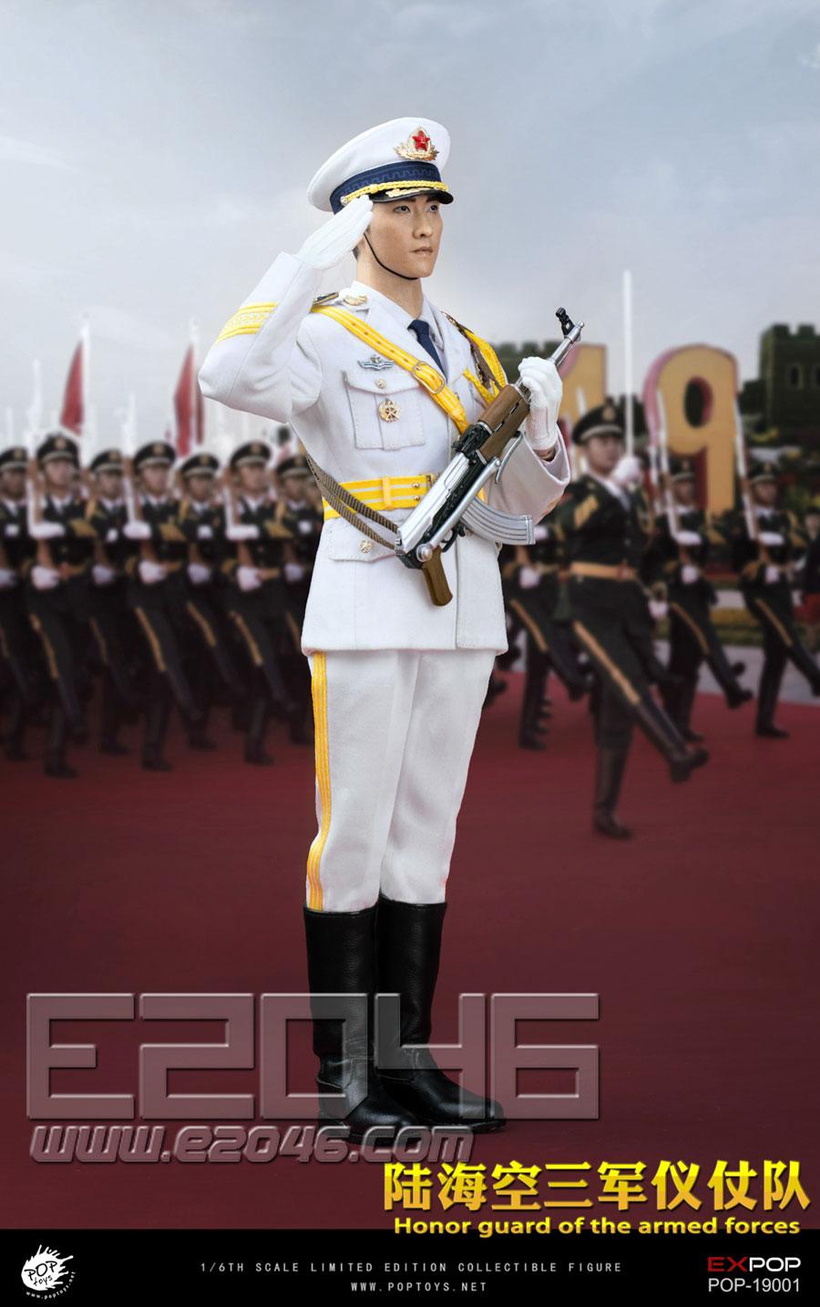 仪仗队海军军官 (人偶)