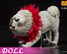 DL3867 1/6 Tibetan Mastiff B (DOLL)