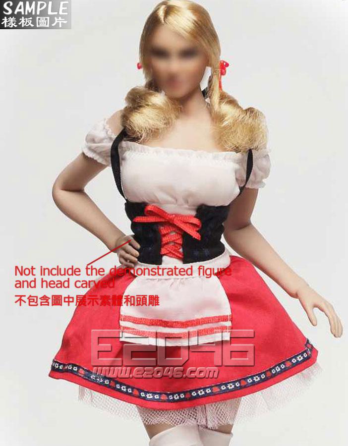 Oktoberfest Girls Skirt Suit A (Doll)