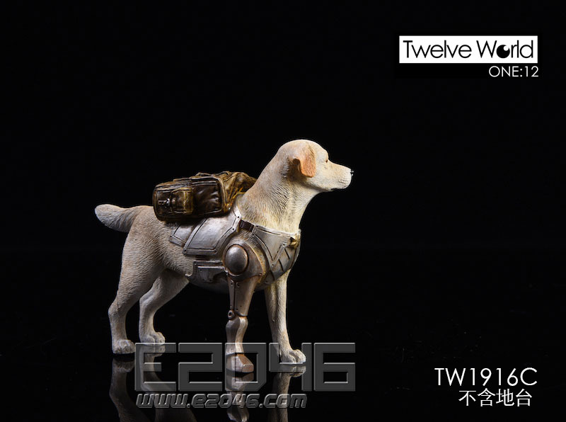 Mechanical dog C (DOLL)