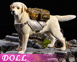 DL2542 1/12 Mechanical dog C (DOLL)
