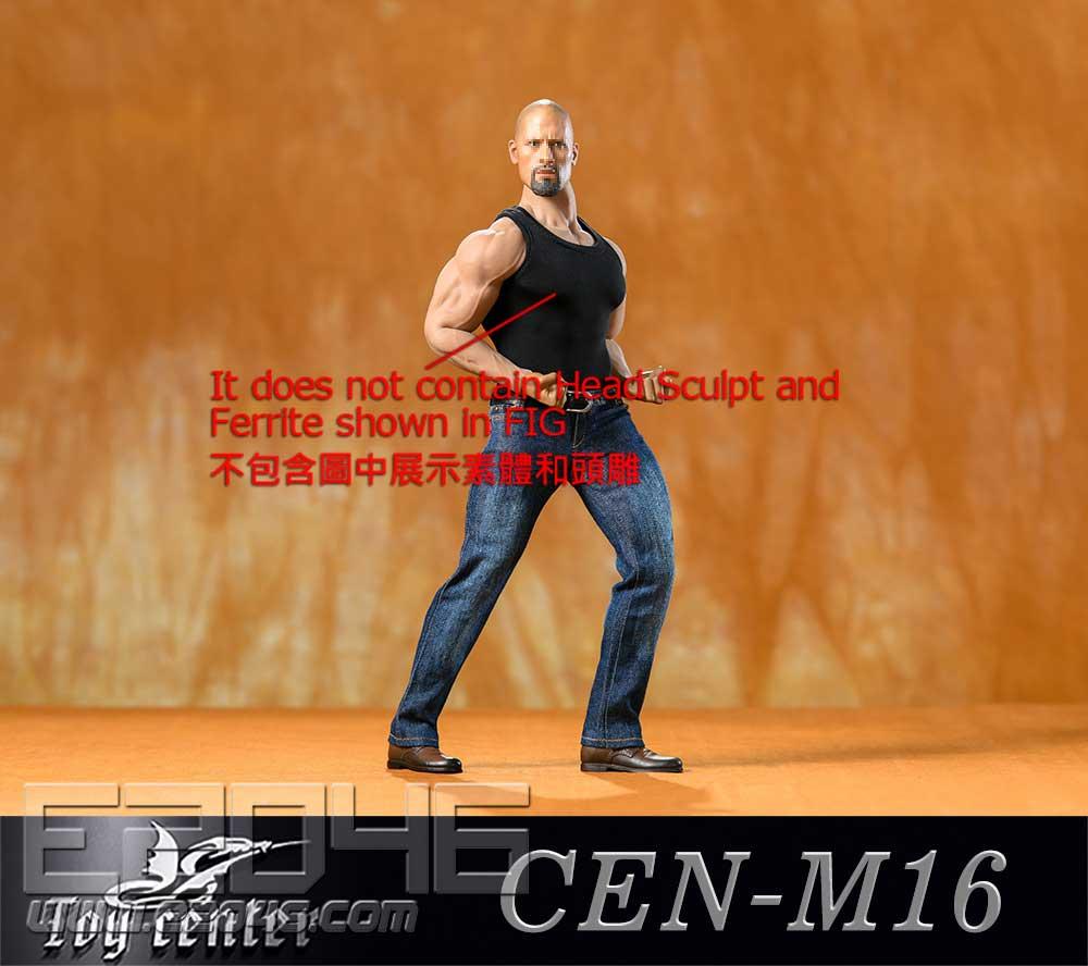 Sports Vest Jeans Suit B (DOLL)