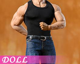 DL3976 1/6 Sports Vest Jeans Suit B (DOLL)