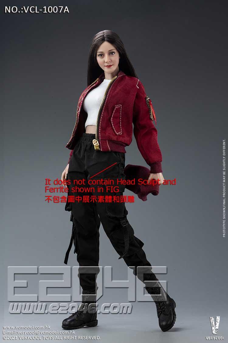 Trendy Jacket Suit A (DOLL)