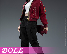 DL4406 1/6 Trendy Jacket Suit A (DOLL)