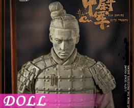 DL2134 1/6 Terracotta Warriors C Stone Color Version (DOLL)