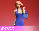 DL0854 1/6 Dress handbag set D (Doll)