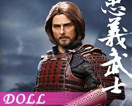 DL2323 1/6 Devoted Samurai Standard Version (DOLL)