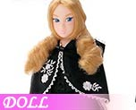 DL0654  Black Riding Hood (PVC)