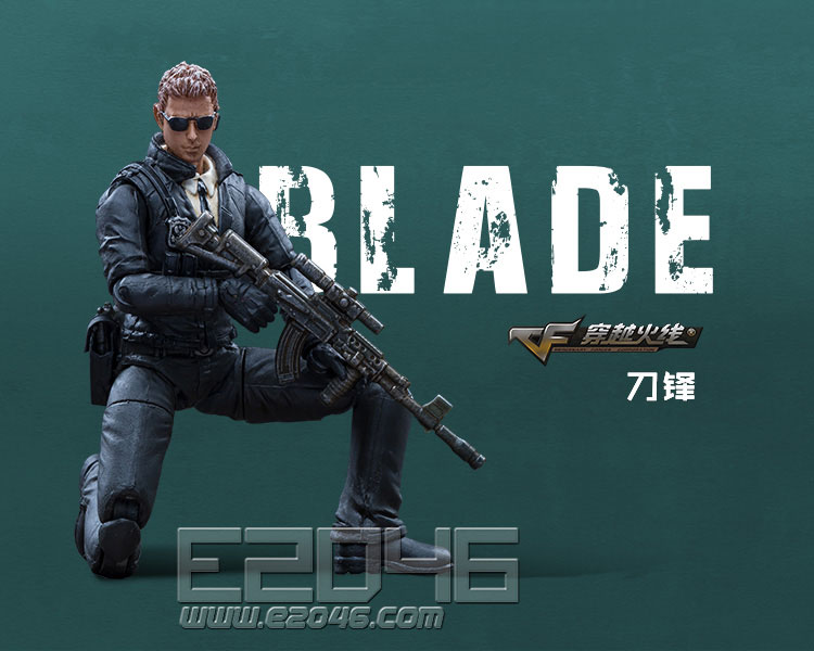 CrossFire Blade (DOLL)