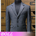 DL0671 1/6 Men's striped suit C (Doll)