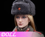 DL0182 1/6 Red Army Female Soldier (Dolls)
