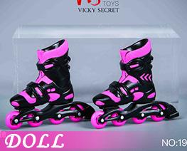 DL4446 1/6 Roller Skates A (DOLL)