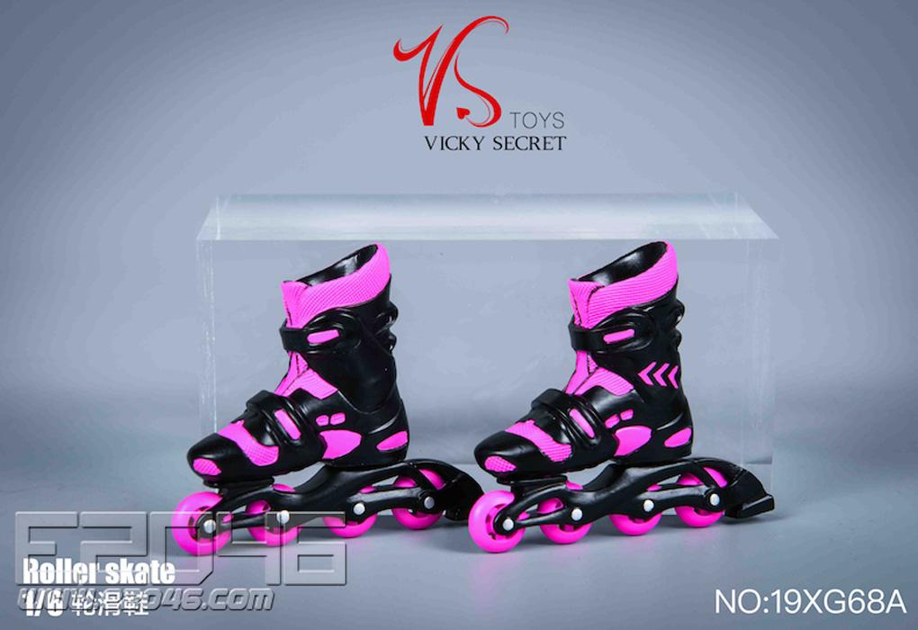 Roller Skates A (DOLL)