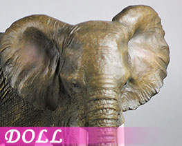 DL2212 1/12 Elephant (DOLL)