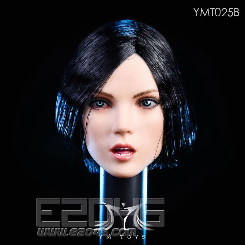 Asian Female Head B (DOLL)
