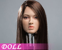 DL3547 1/6 AsianFemale Head B (DOLL)