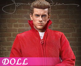 DL3752 1/6 James Dean Rebel Version (DOLL)