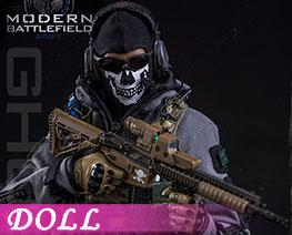 DL3789 1/6 Ghost (DOLL)