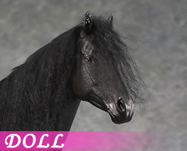 DL4318 1/6 Horse E (DOLL)