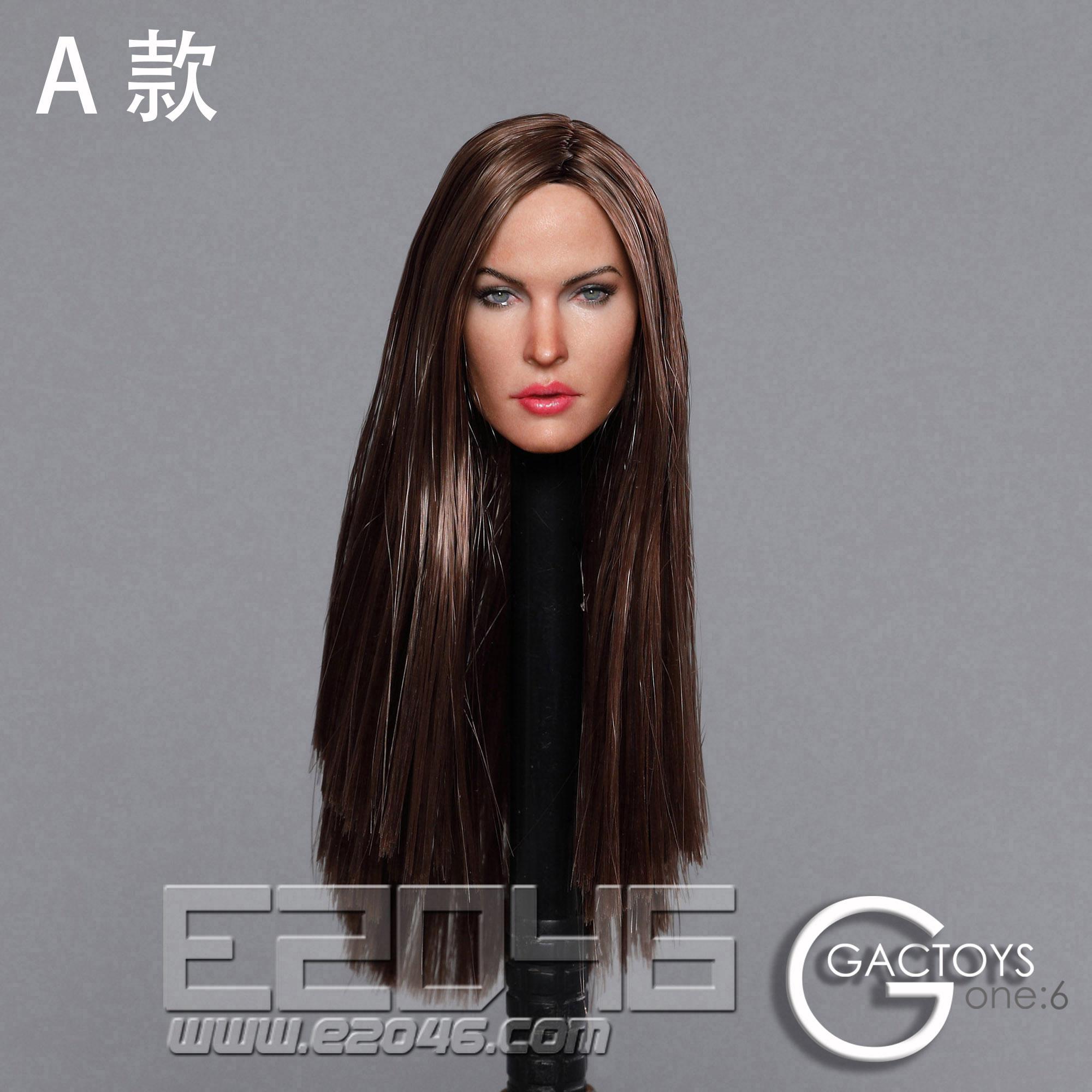 European and American Beauty Head Sculpt A (DOLL)