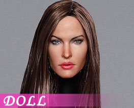 DL2265 1/6 European and American Beauty Head Sculpt A (DOLL)