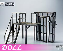 DL4971 1/12 Steel Platform B (DOLL)