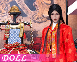 DL2194 1/6 Tomoe Gozen Deluxe Version (DOLL)