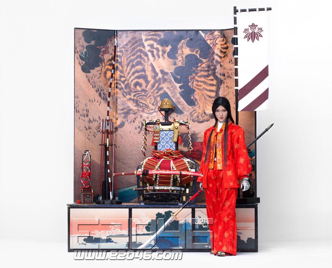 Tomoe Gozen Deluxe Version (DOLL)
