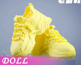 DL4790 1/6 Daddy Shoes C (DOLL)
