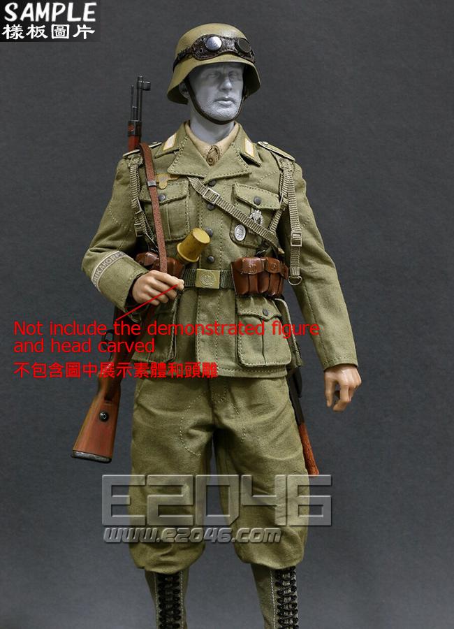 Defense Force Suit (Doll)
