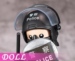 DL4375  PTU 防暴警察 A (人偶)