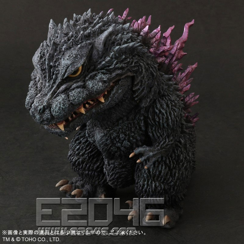 Godzilla 2000 (DOLL)