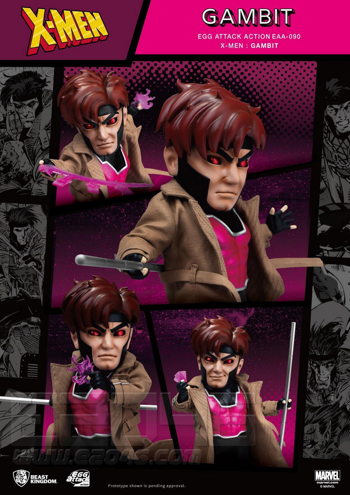 Gambit Standard Edition (DOLL)