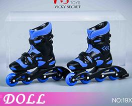 DL4448 1/6 Roller Skates C (DOLL)