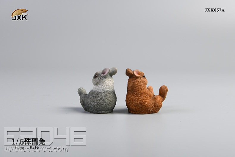 Dwarf Rabbit A (DOLL)