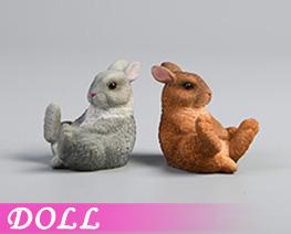 DL4453 1/6 Dwarf Rabbit A (DOLL)