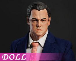 DL1265 1/6 JORDAN BELFORT (Doll)