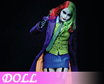 DL0825 1/6 Female clown (Doll)