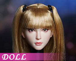 DL4810 1/6 Female Head Sculpture E (DOLL)