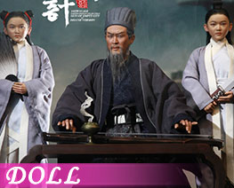 DL1960 1/6 Zhuge Liang Older Deluxe Version (DOLL)