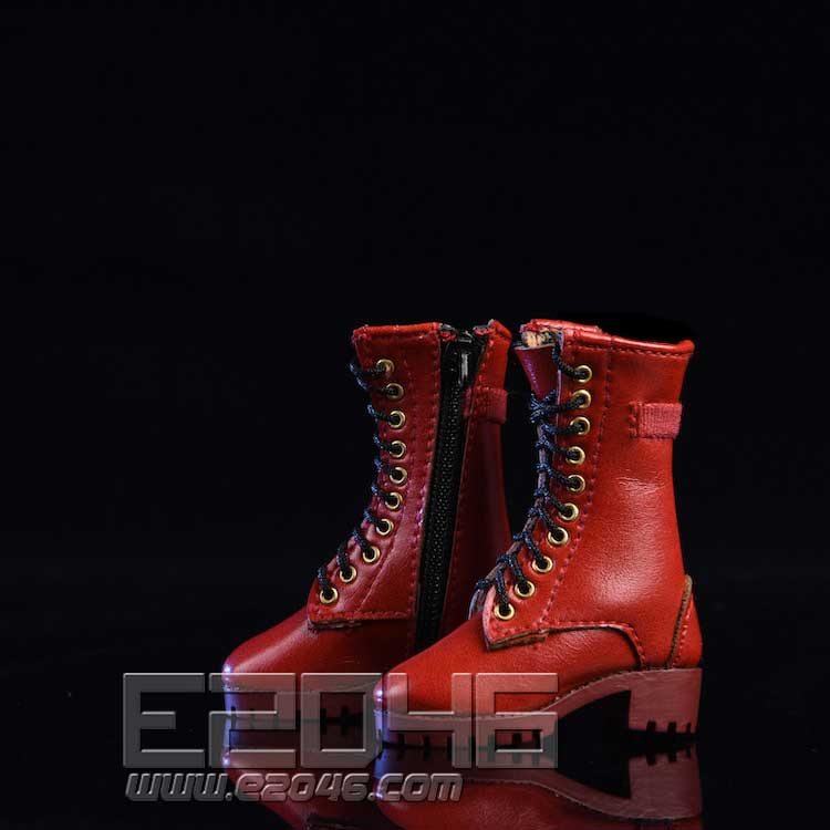 Leather boots B (DOLL)